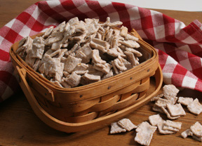 almond bark golden grahams Recipe