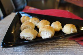 bacon appetizer crescents 8 Recipe