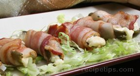 Bacon Wrapped Jalapeño Recipe