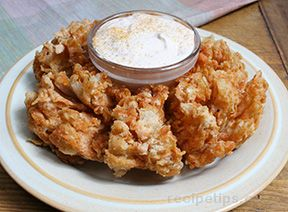 Blooming Onion