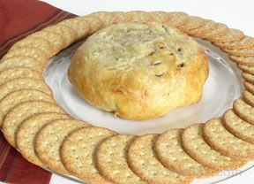 Baked Brie in Pastry Crust Recipe