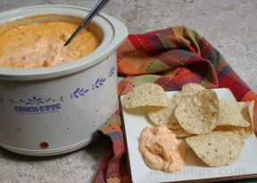 Buffalo Chicken DipnbspRecipe