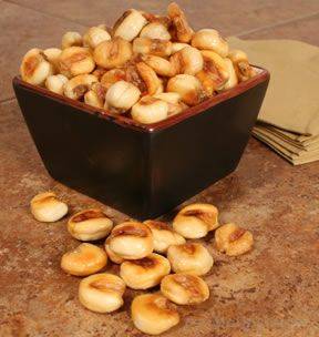 corn snacks stovetop roasted Recipe