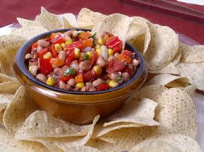Corny Bean Appetizer Recipe