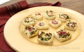 crostini appetizer Recipe