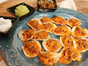 Easy Nacho Appetizer