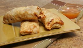 Pork Egg Rolls Recipe