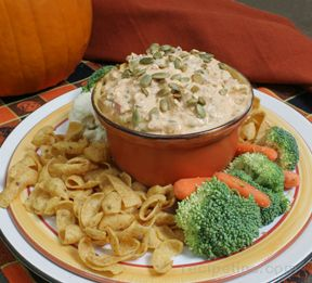 Festive Pumpkin Dip Recipe
