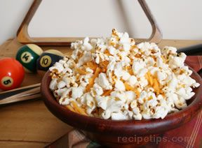 popcorn for game day Recipe