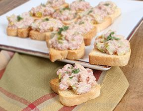 Ham Spread for Appetizers Recipe