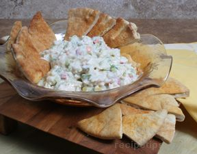 Healthy Crab Dip Recipe
