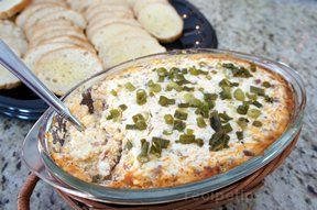Hot Cream Cheese Dip Recipe