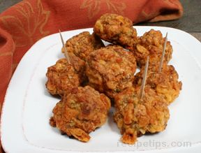 Italian Sausage Meatballs Recipe