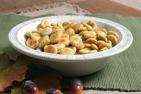 ranch oyster snack crackers Recipe