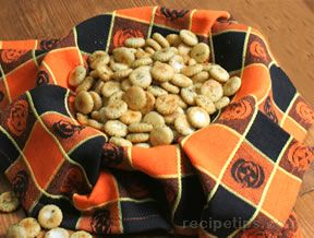 Oyster Cracker Party Snack Recipe