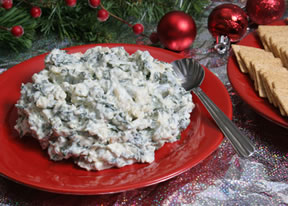 Knorr Classic Spinach Dip