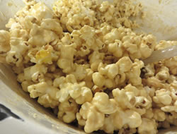 Mallo Caramel Corn Recipe
