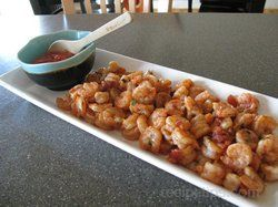 Marinated Roasted Shrimp