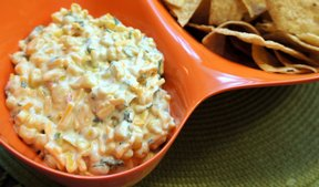 mexi corn dip Recipe