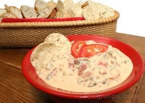 Mexican Hot Cheese Dip