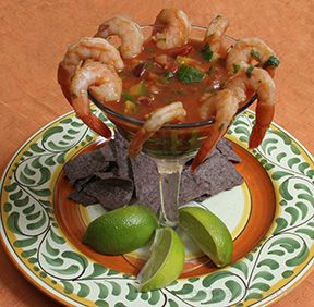 Mexican Shrimp CocktailnbspRecipe