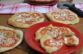 Mini Pizza Appetizers Recipe