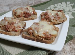 Mini Reubens Recipe