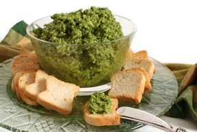 Pesto Appetizer