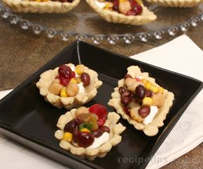 Pine Nut and Goat Cheese Appetizer