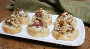 Prosciutto Wrapped Artichoke Appetizer