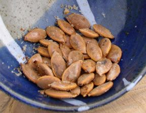 pepitas roasted pumpkin or squash seeds Recipe