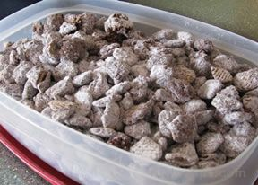 Puppy Chow for Kids Recipe