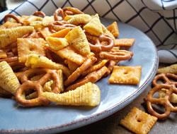 ranch snack mix Recipe