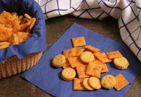 ritz nibbles appetizers Recipe