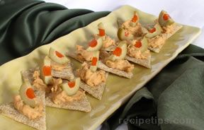 salmon pate appetizer Recipe