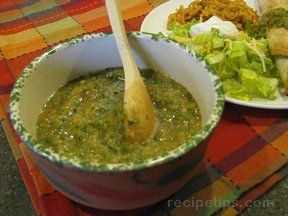 Salsa by Carlos Recipe
