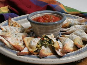 Southwest Wontons Recipe