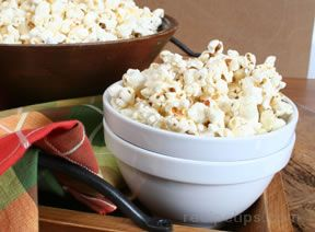 Spicy Popcorn Southwest Style Recipe