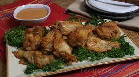 Spicy Sweet Buffalo Wings Recipe