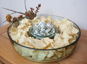 Spinach and Crab Dip Recipe