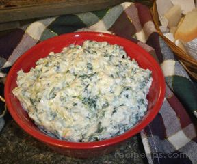 Spinach Dip 34 Recipe