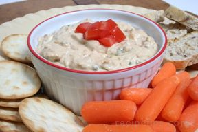 sun  dried tomato dip Recipe