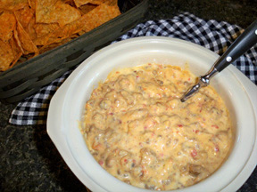 Taco Cheese Dip Recipe