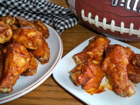 The Best Chicken WingsnbspRecipe