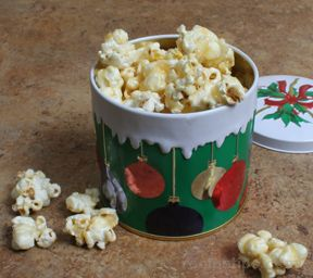 Vanilla Flavored Popcorn Recipe