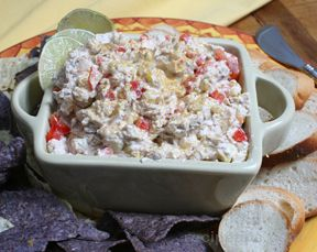 walnut corn dip Recipe