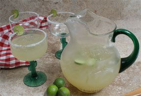 beer margaritas Recipe