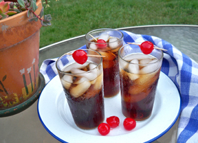 Cherry Cola Recipe