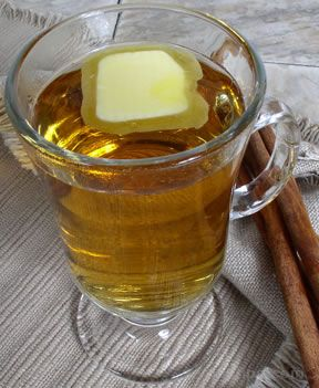 Apple Cider Buttered Rum