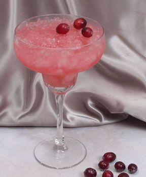 Rum Crantini Crush Recipe